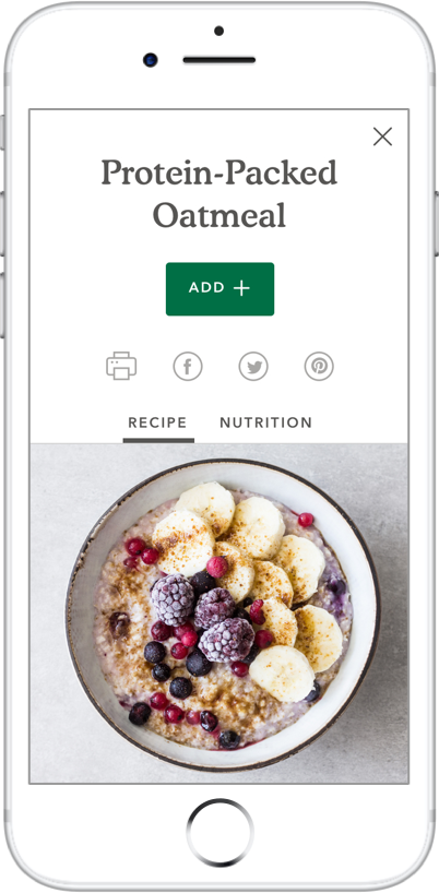 the whole foods diet meal planner